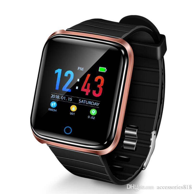D28 smart watch 1.3 inch color screen sports waterproof heart rate blood pressure sleep monitoring gift sports smart bracelet