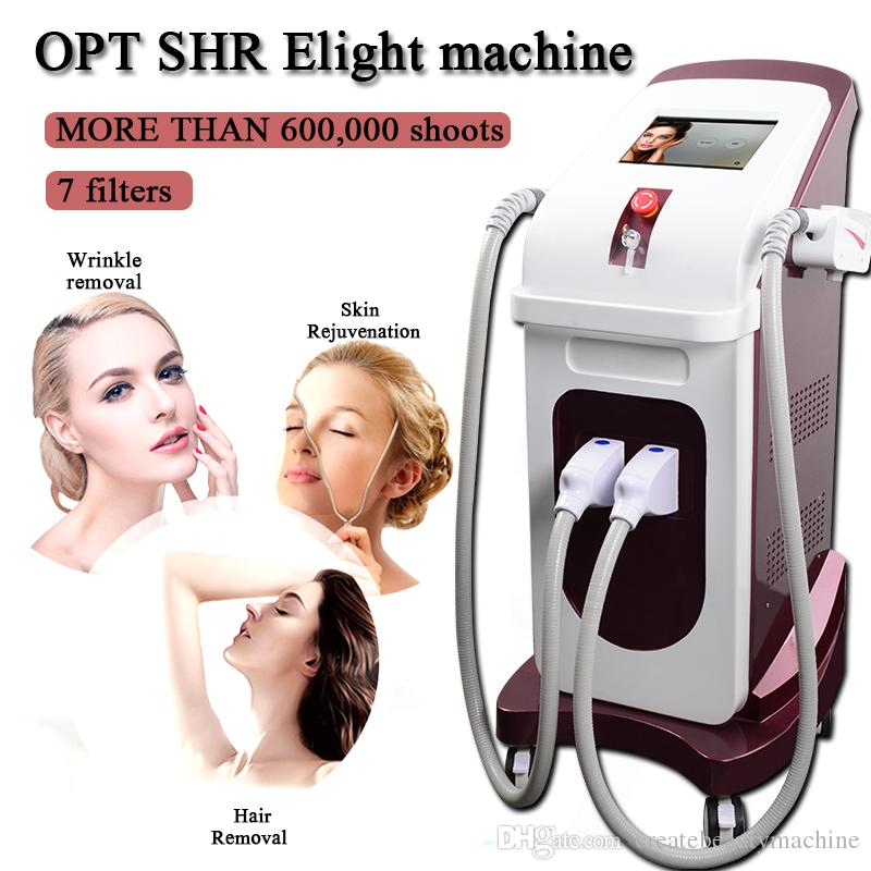 Shr Machine Hair Laser Removal Professional Laser Hair Removal