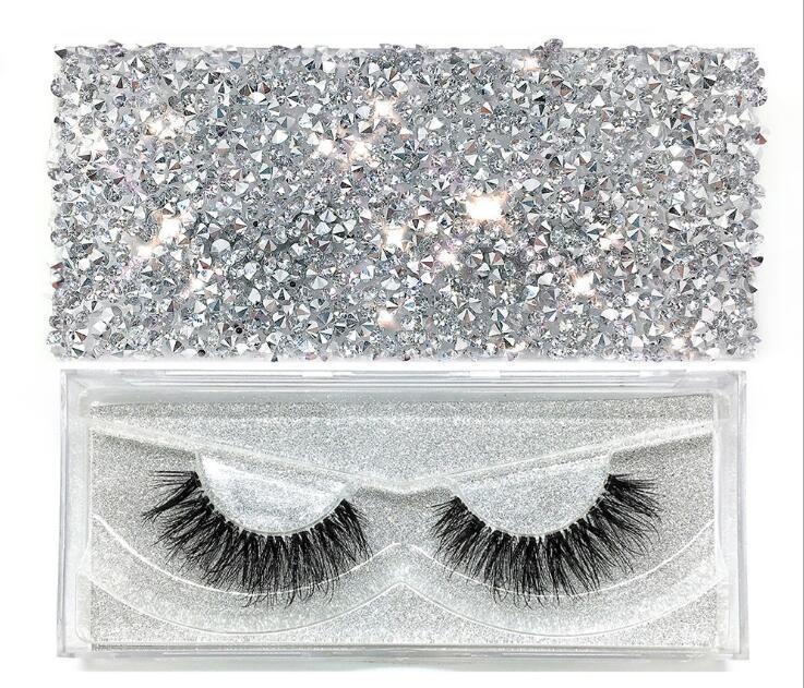 3D Mink Lashes natural handmade volume soft lashes long eyelash extension real mink eyelash for makeup E01