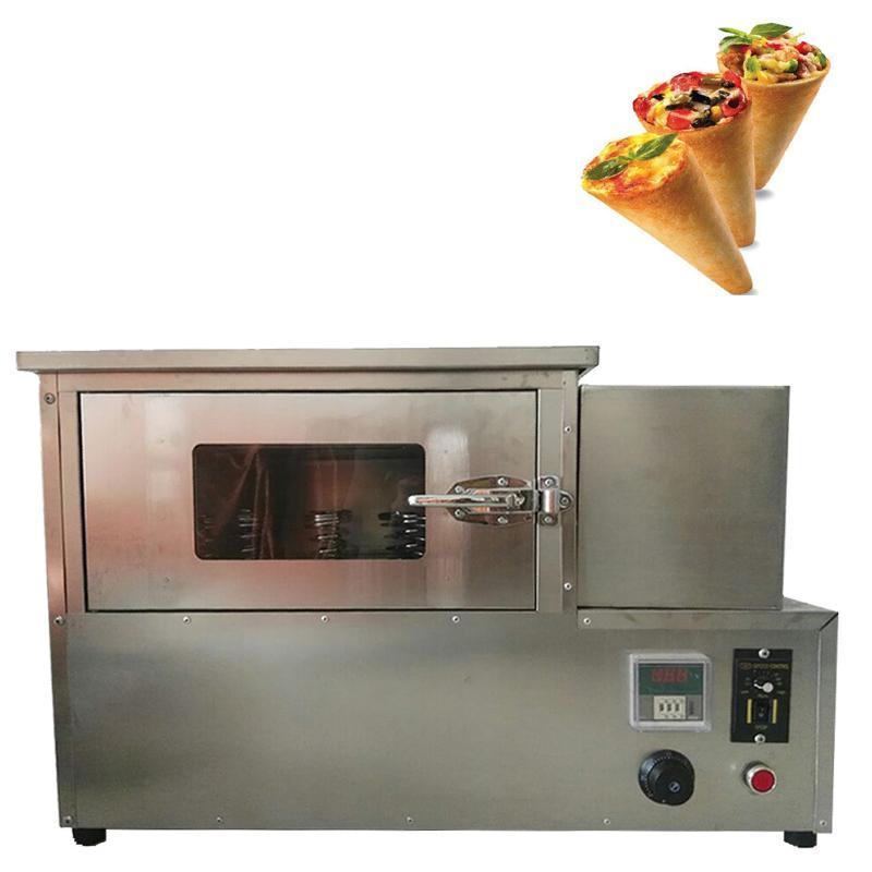 Popolare Pizza Cone macchina Cone Pizza Oven commerciale Pizza Cone Forno di cottura sano snack alimentare Machine