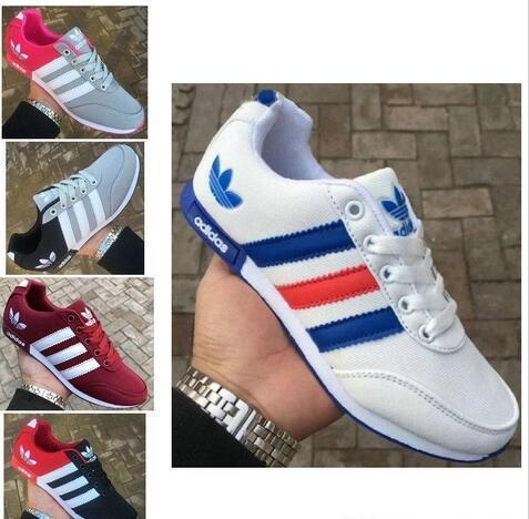 LT1 Größe 36-45 Marke Laufschuhe für Männer Frauen Low Cut Lace Up Casual Sportschuhe Outdoor-Unisex Zapatillas Sneakers Walking-Schuhe XH4C