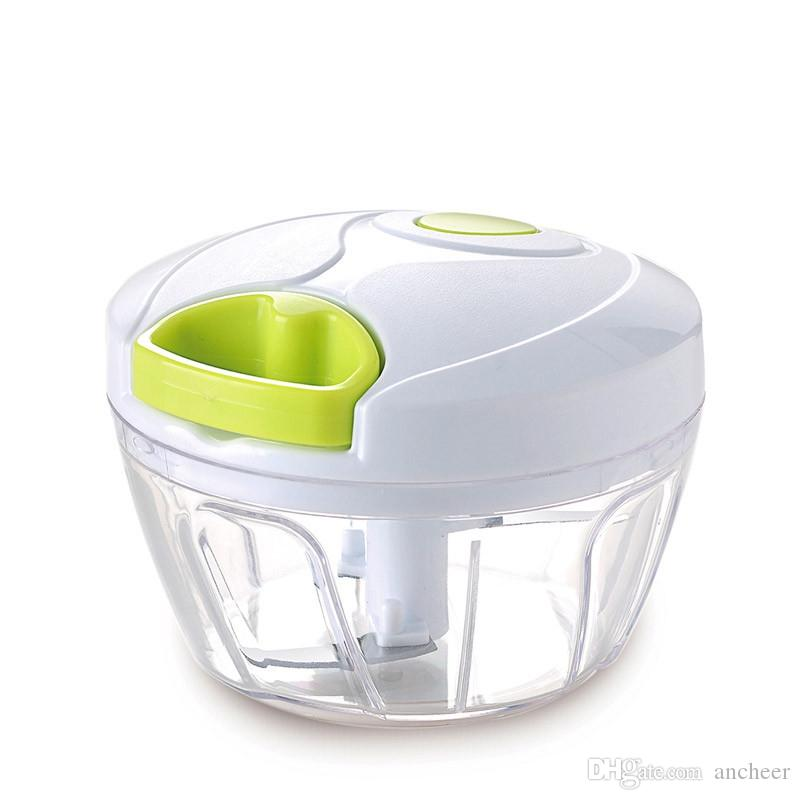 Manual Vegetable Fruit Chopper Hand Pull Food Fruit & Vegetable Tools
