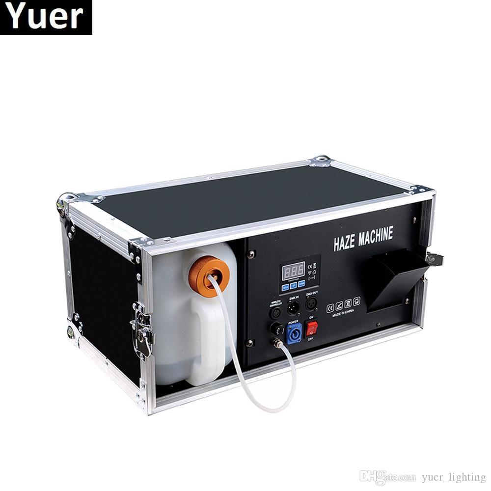 NUEVA 1500W Haze Machine / Máquina de humo / Professional DMX 512 1500W Fogger para casar la fiesta en casa Etapa Bar Disco Dj equipo