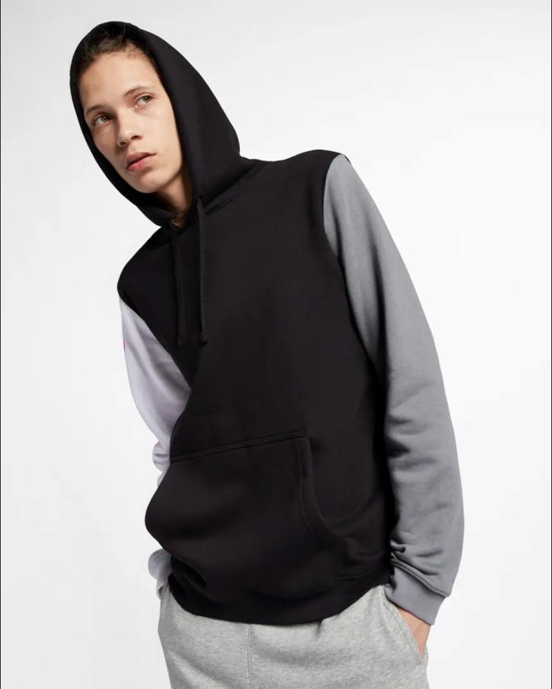Мужчины дизайнер толстовки спортивный бренд пуловер с капюшоном толстовка осень с длинным рукавом тонкий свитер размер S-2XL с логотипом