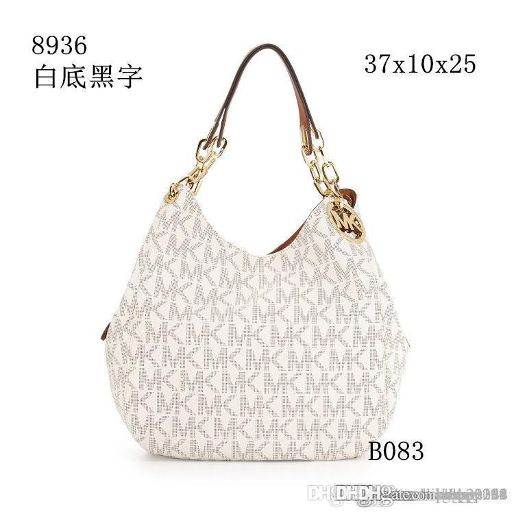 2019 novos estilos Handbag nome famoso Moda Couro Bolsas Mulheres Tote Bolsas de Ombro Lady bolsas de couro Bags PURS A192