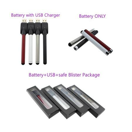 Colorful O.pen vape bud touch battery with USB Charger 510 thread for CE3 vaporizer pen cartridges e cigarette cartridge vaporizer