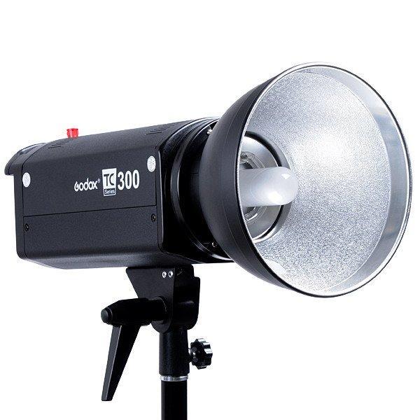 Студия Flash Godox TC Series TC300 (300WS Профессиональная студия съемки Light фотооборудования)