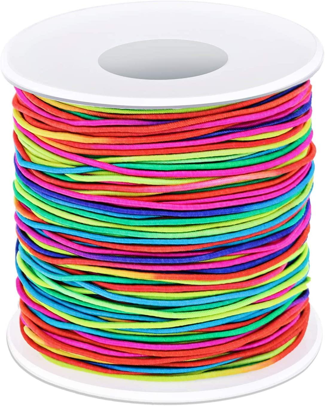 2020 Elastic String For Bracelets Bracelet Bead String Elastic Cord For Bracelets Necklace Beading Jewelry Making And Braided Hair Styling From Happyelesource 7 03 Dhgate Com