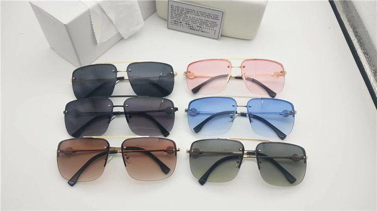 Occhiali da sole del progettista di marca degli uomini pilota polarizzato maschio Occhiali da sole Occhiali da vista Occhiali da sole oculos masculino per gli uomini erkek Gozluk