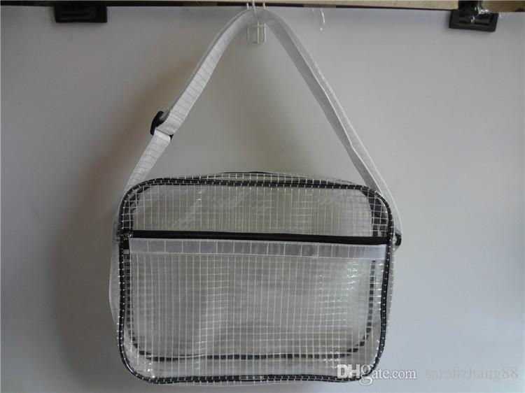 Прочный Laptop мешок PVC Anti-Static Cleanroom Clear Сумка для инструмента полное покрытие 17 дюймов ПВХ мешки Прозрачный