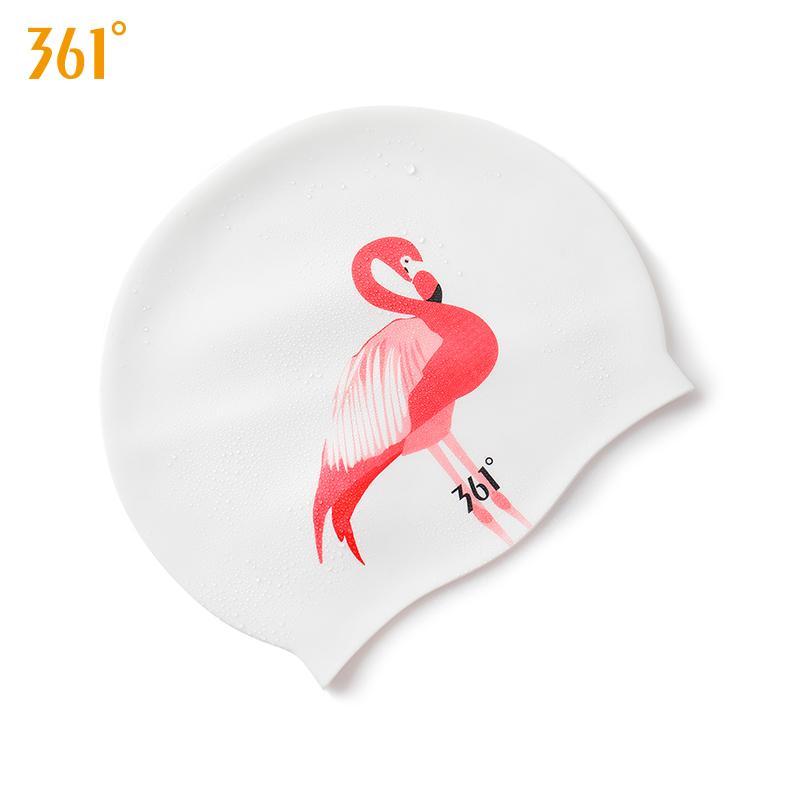Silicone Swimming Cap Protect Ears Long Hair Sports Hat Men Women Adult Swim Hat