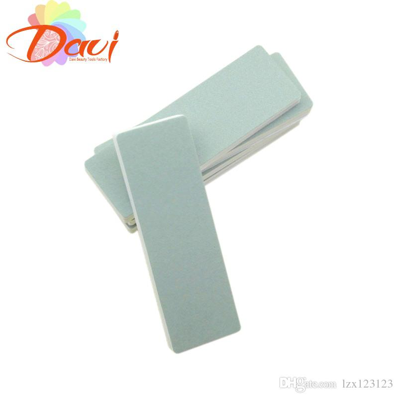 20 pz / lotto lucidatore per unghie block buffer file buff per strumenti di lucidatura unghie kit per manicure 2 modi mini nail file smalto nail art