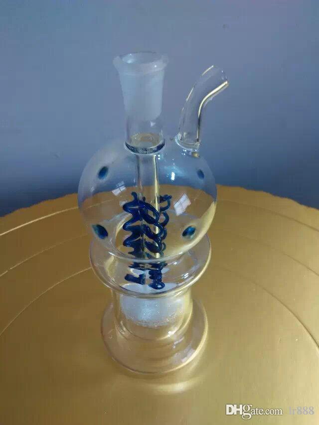sable de champignons coeur narguilé bong en verre en gros brûleurs à mazout Tuyaux Tuyaux d'eau Pipe en verre huile fumante Rigs Livraison gratuite