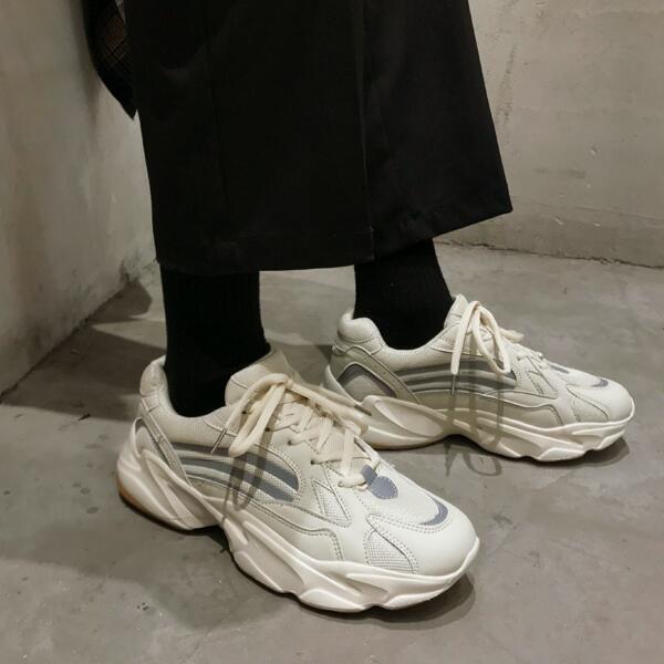 Unisex Vintage Dad Shoes Men Joker