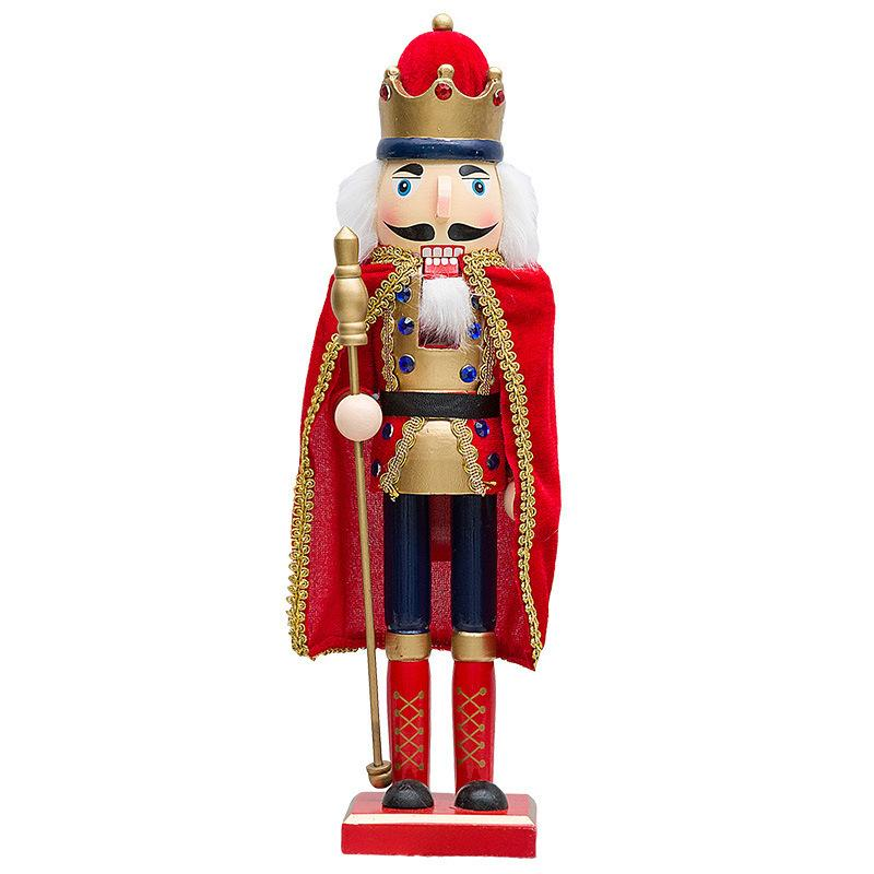 Of For Display Rather Than For Use Puppet Rank-and-file Soldiers Originality Home Furnishing Music Box King Blessing Wine Cabinet Figure