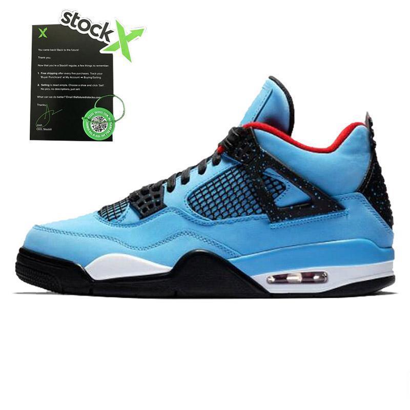 1.1 IV 4 Travis Scott 4s Shoes Houston Oilers Cactus Jack Mens Basketball Bred Leal tatuagem azul Raptors FIBA mulheres Formadores Sneakers