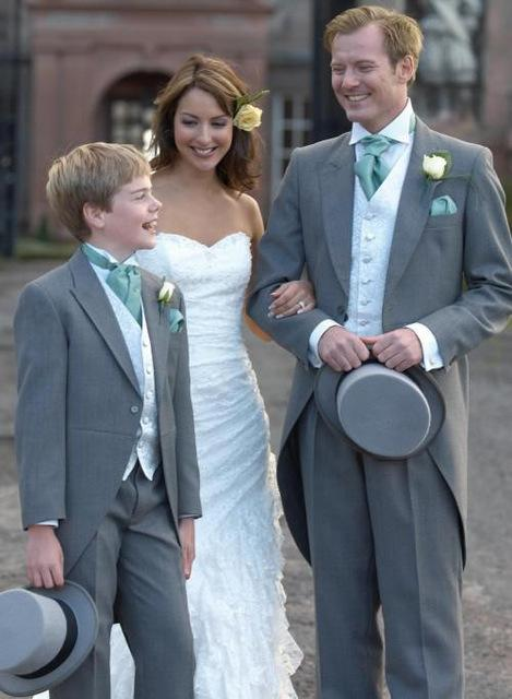 2020 Men Wedding Suits with Pants 3 Piece Suits Swallow-Tailed Coat Men Tuxedo Man Slim Fit Prom Costume Homme Coat Blazer