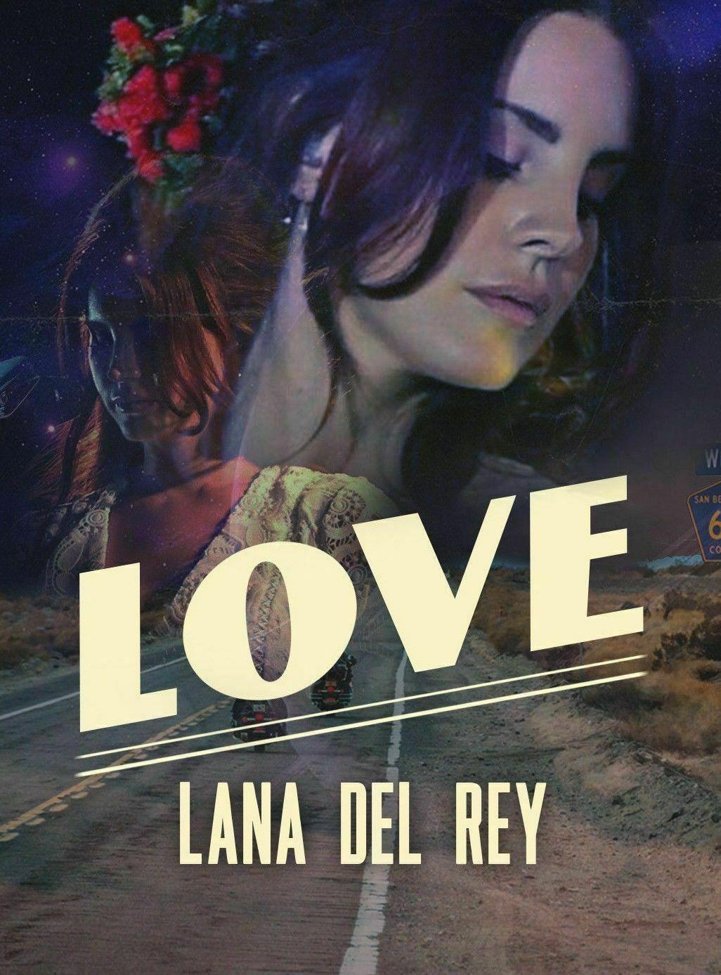2020 Lana Del Rey Art Silk Print Poster 24x36inch60x90cm 016 From Chuy8988 10 38 Dhgate Com