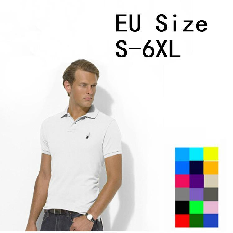Herren-Designer Polos Hemd Kleidung Männer Stoff Brief Polo T-Shirt mit Kragen beiläufigen T-Shirt T-Shirt-Tops