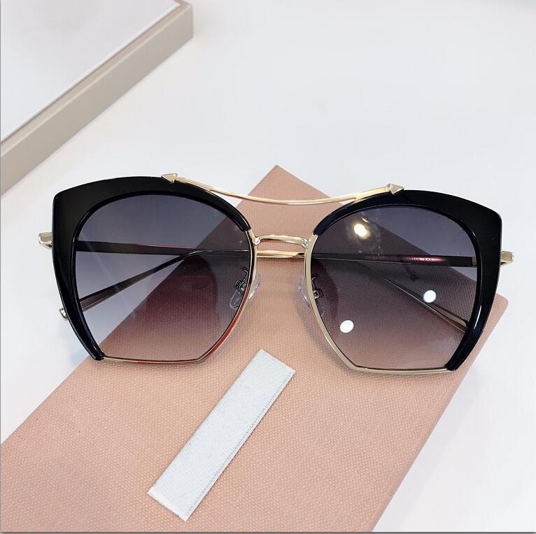 Nouvelle mode 0078 protection de l'été en plein air lunettes de soleil femmes populaires hommes simples hommes UV400 lunettes gros avec étui