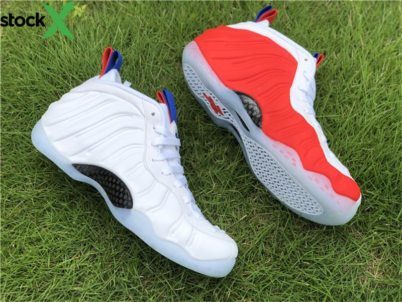 Authentic Quality Penny Hardaway USA Men s Jordon basketball Shoes Hot Sale Foam One Outdoor Sports Shoes Size EU40-46 With OG Box