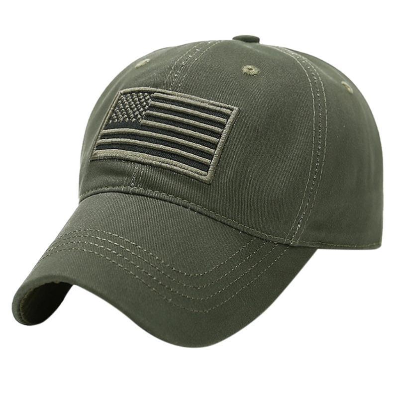 Boné de beisebol Remendo Bandeira Hat Verão Unissex camionista Forças Operador táticas especiais EUA Ms. exterior do pára-sol do pai motorista chapéus