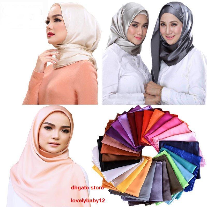 Cotton Women Viscose Maxi Crinkle Shawl Islam Muslim Cloud Hijab Scarf