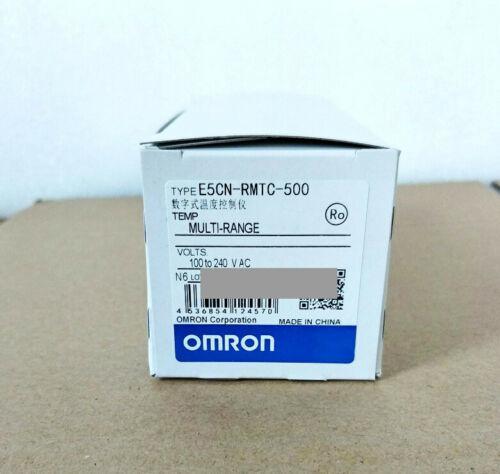 гарантия 1 год Новый Omron E5CN-УМЦУК-500 Терморегулятор
