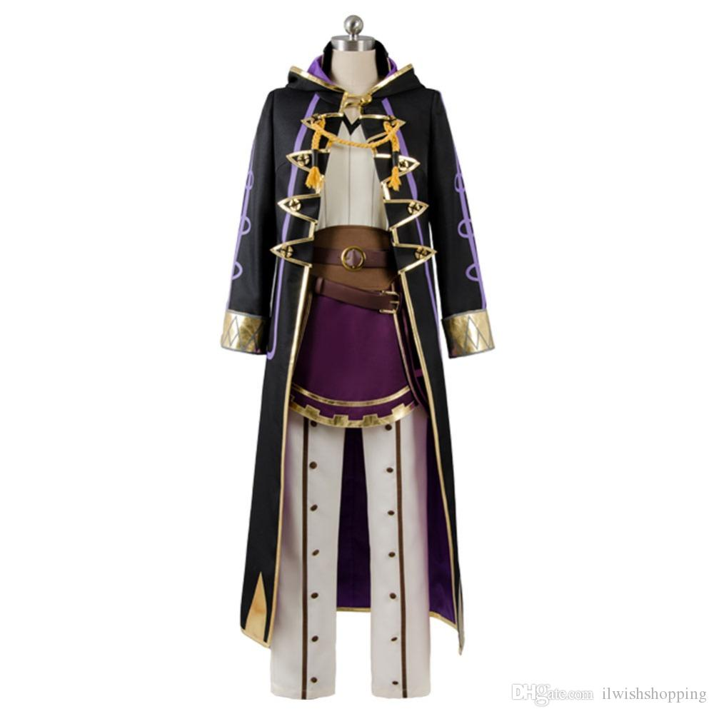 Fire Emblem Awakening cosplay Avatar Mai yunitto Robin Daraen Cosplay Costume Game Party 2019 Costume halloween Full Sets