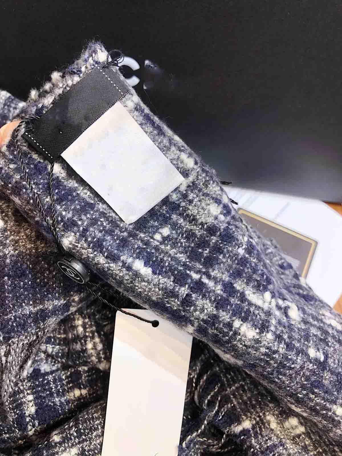 2019 hiver nouvelle écharpe texture mélangée cachemire épaisse 8250103