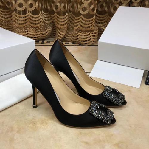 Freie Verschiffenart und weise Frauenschuhe Glitter Punkt Zehe dünne Fersen High Heels mit Pailetten pumpt die Stilett-Schuhe für Frauen