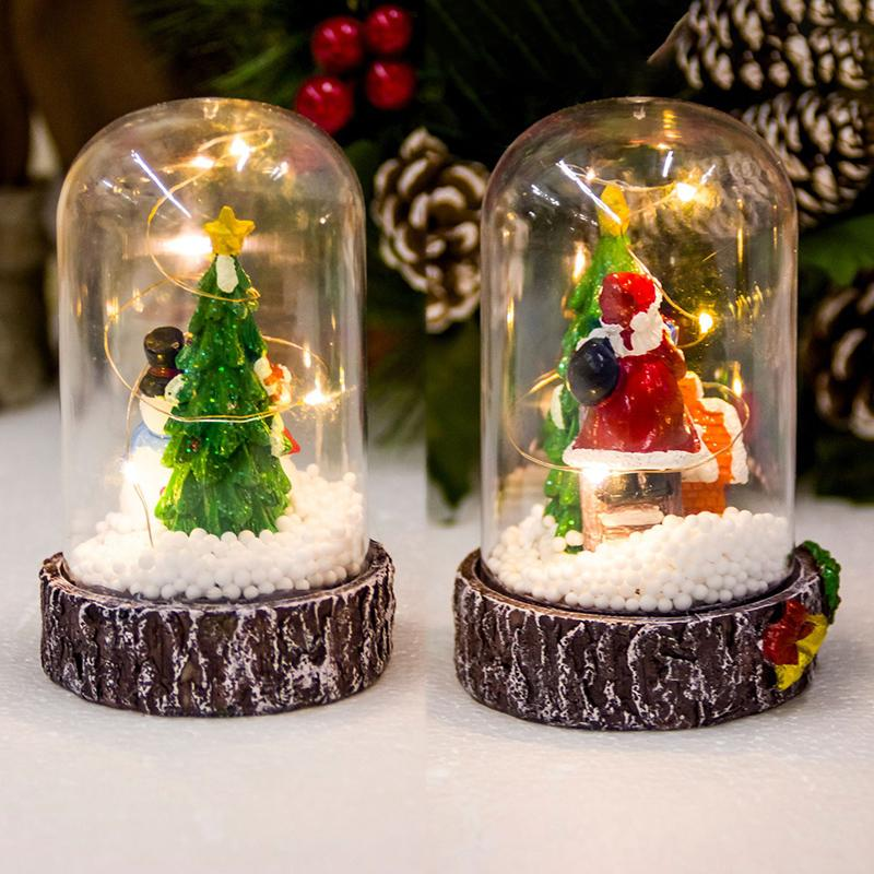 Nordic Style Snow Ball Night Light Decorative Ornaments Crystal Cover Warm White Lighting Reindeer Christmas Tree Festival Decor Christmas Window Decorations Christmas Window Decorations Sale From Yueji 26 92 Dhgate Com