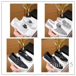 Nouveau Designer Nom Marque Homme Casual Chaussures Plat Kanye West mode ridée En Cuir Dentelle-up Low Cut formateurs emballement Arena Chaussures l0373
