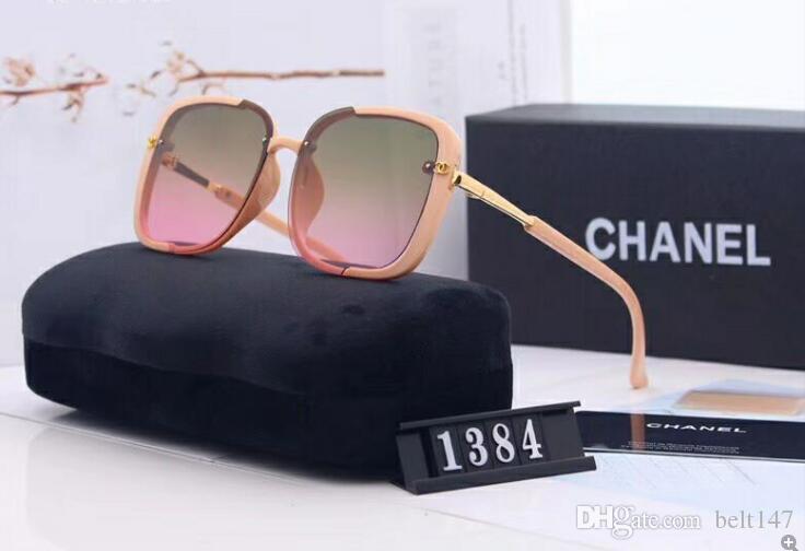 2020 Yüksek kaliteli yeni yaz moda bağbozumu Marka vaka ve kutu ile Womens güneş gözlüğü bayanlar güneş gözlüğü tasarımcıları kadınları güneş gözlüğü