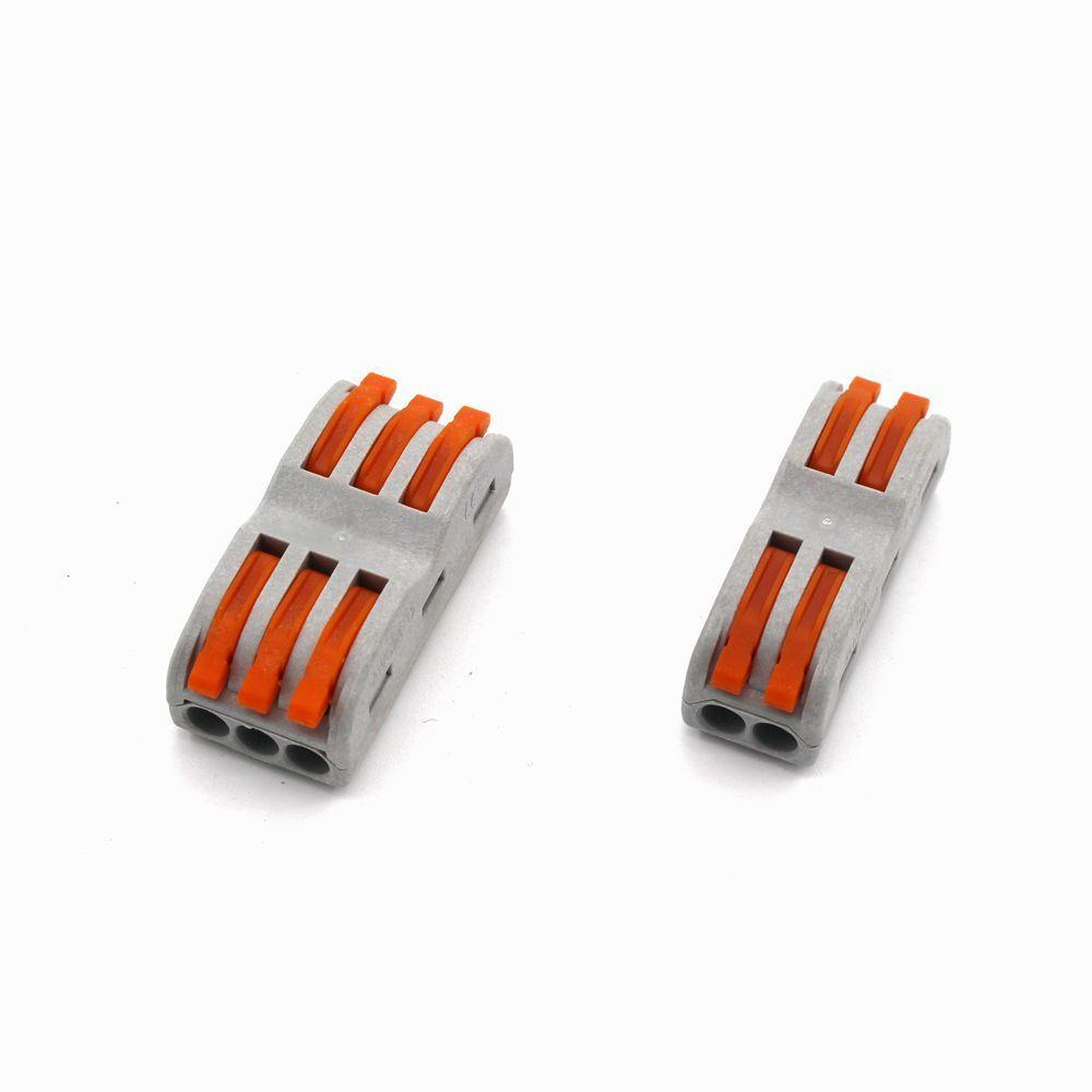 2019 Electrical Wiring Terminals Household Wire Connectors Fast Terminals on