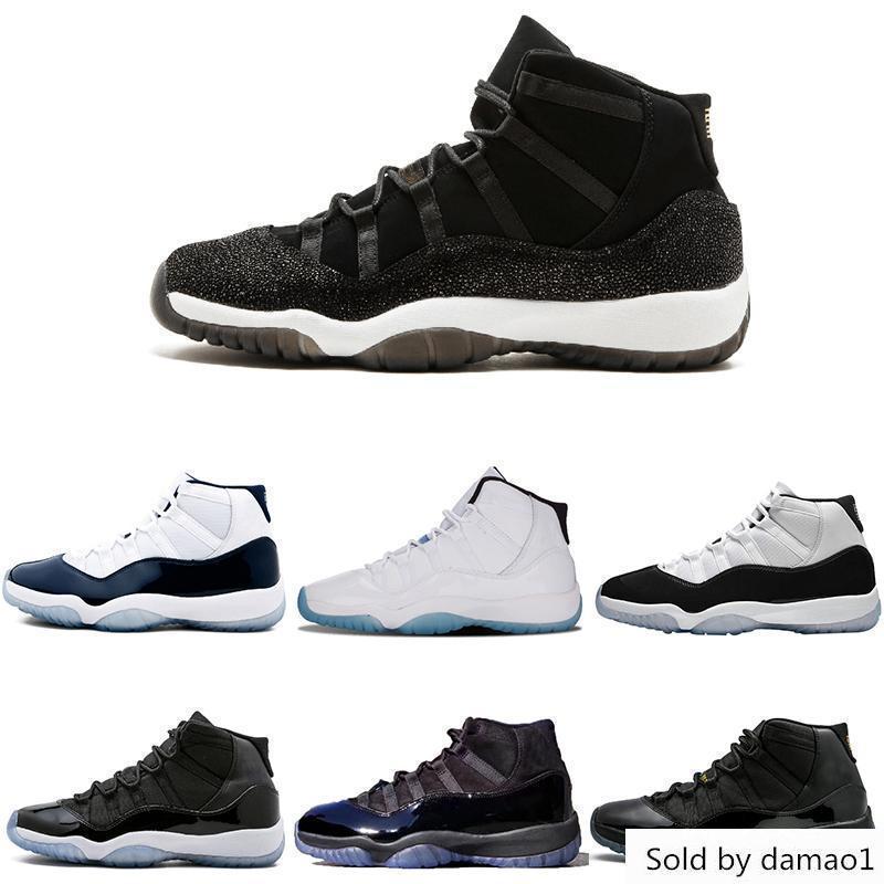 2020 Men Women Basketball Shoes 11 Win
