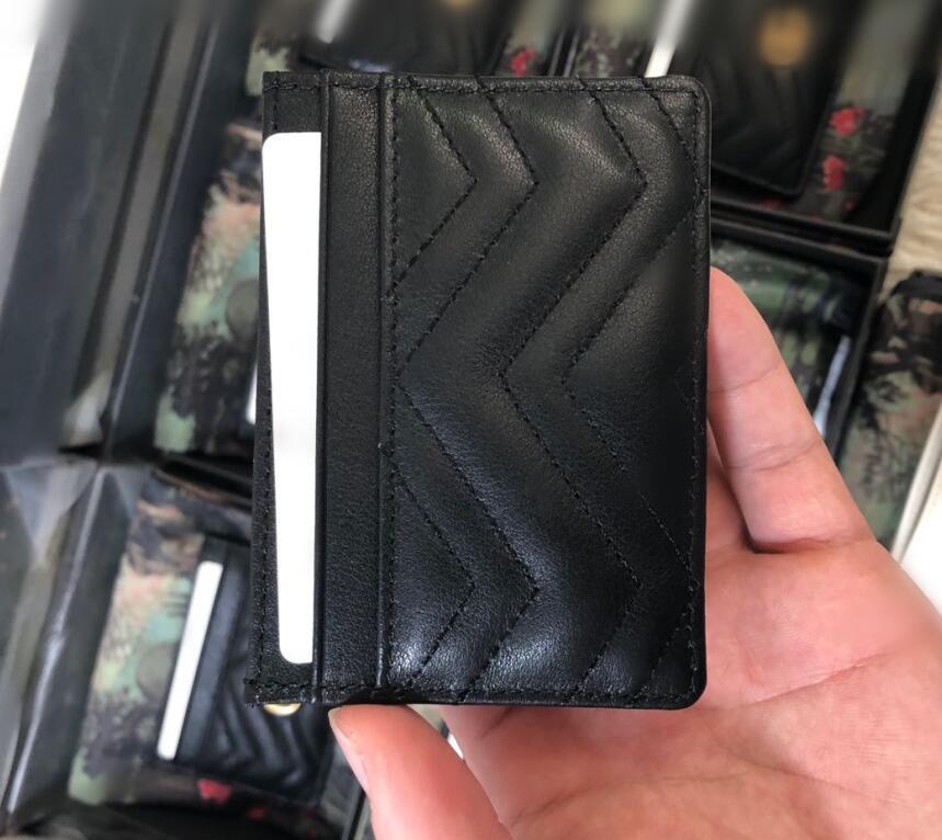 Hot ins água clássico ondulação de alta qualidade saco de cartão de senhoras de couro original da cor bolsa de cartão de material 6 opcional de entrega, livre