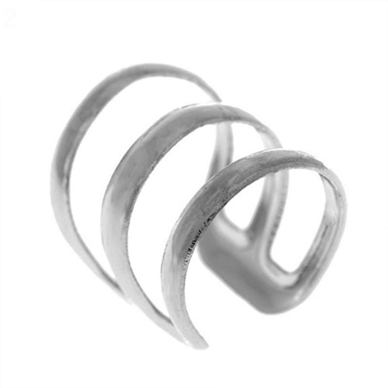 Hommes Femmes Party Cuff Wrap Bijoux Charm Portable cadeau de mariage rock alliage clip oreille