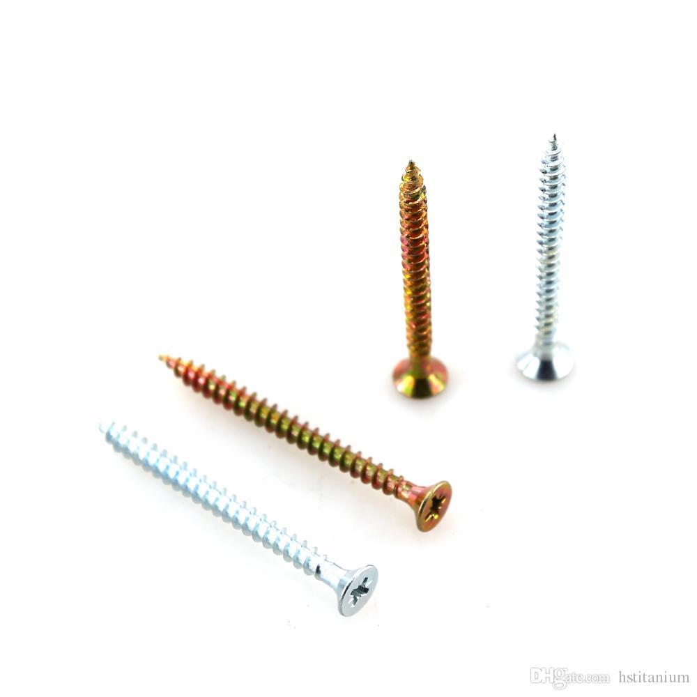 Cylinder Screws Slotted DIN 84 Polyamide plastic