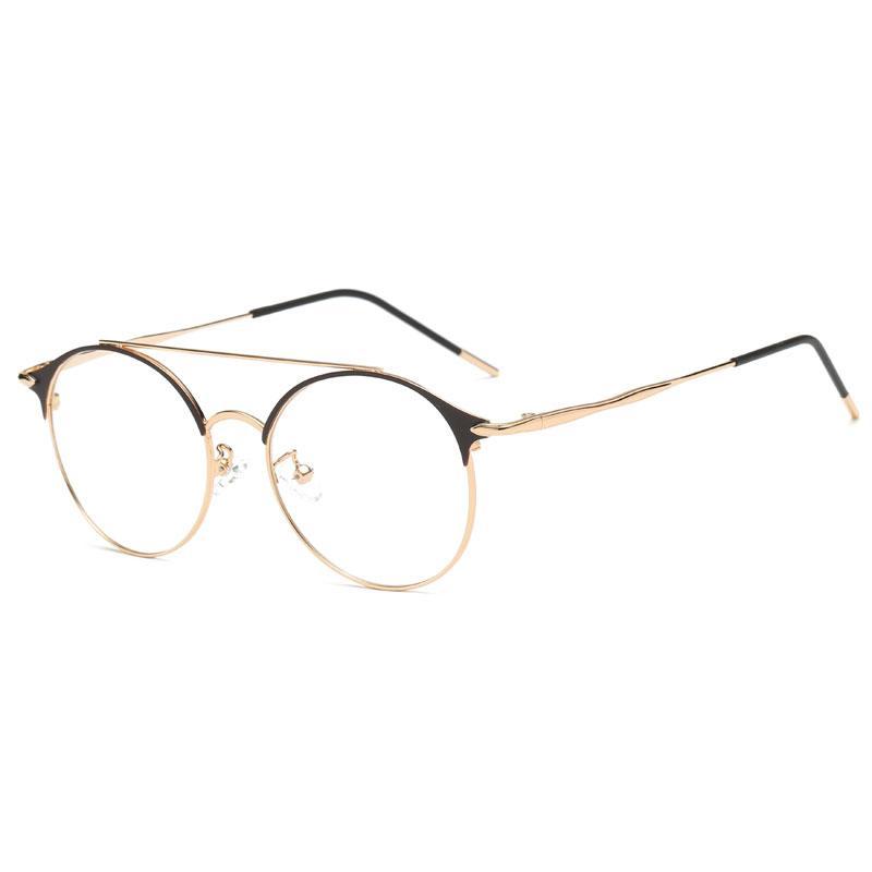 Nouveaux hommes et femmes de marque de concepteur de lunettes optiques de mode anti-bleu lunettes de protection d'ordinateur mobile lunettes de protection étudiant lunettes de campus