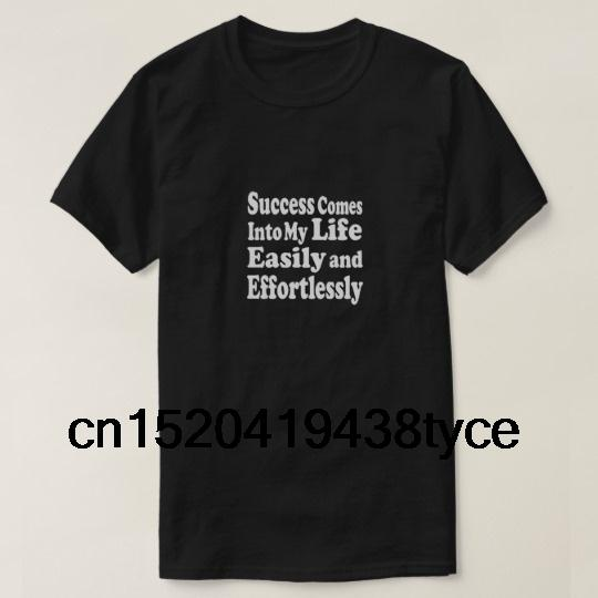 Success Comes SQ - Camiseta oscura básica