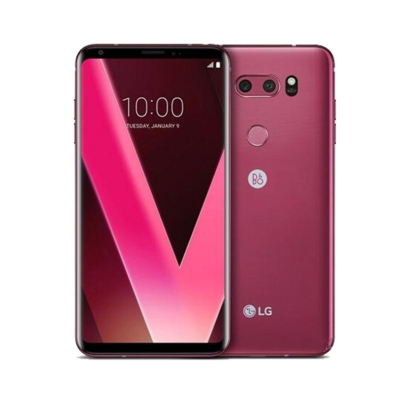 تم تجديده الأصل LG V30 H932 H931 VS996 US988 6.0 بوصة الثماني الأساسية 4GB RAM 64GB ROM 16MP 4G LTE الهاتف صندوق مغلق