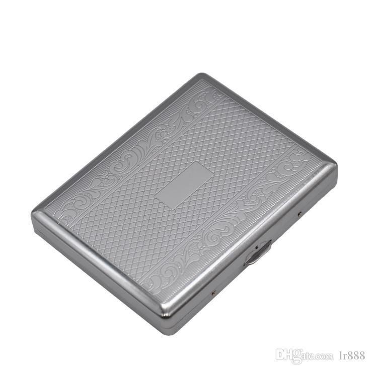 Scatola di fumo Flipped Smoke Box Metal Smoke Box