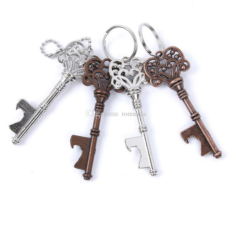 Vintage KeyChain 열쇠 고리 맥주 병따개 Coca can open tool with Ring or Chain DHL Shipping 무료