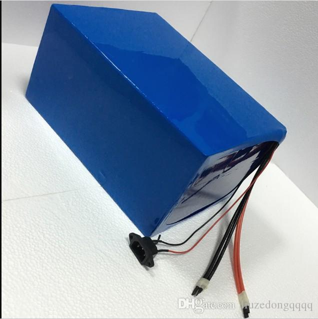 Batteria elettrica del motorino di 48V 40AH 1800W 2000W Batteria elettrica della bici di 48V 40AH Batteria al litio 48V 40AH con il caricatore 5A libero