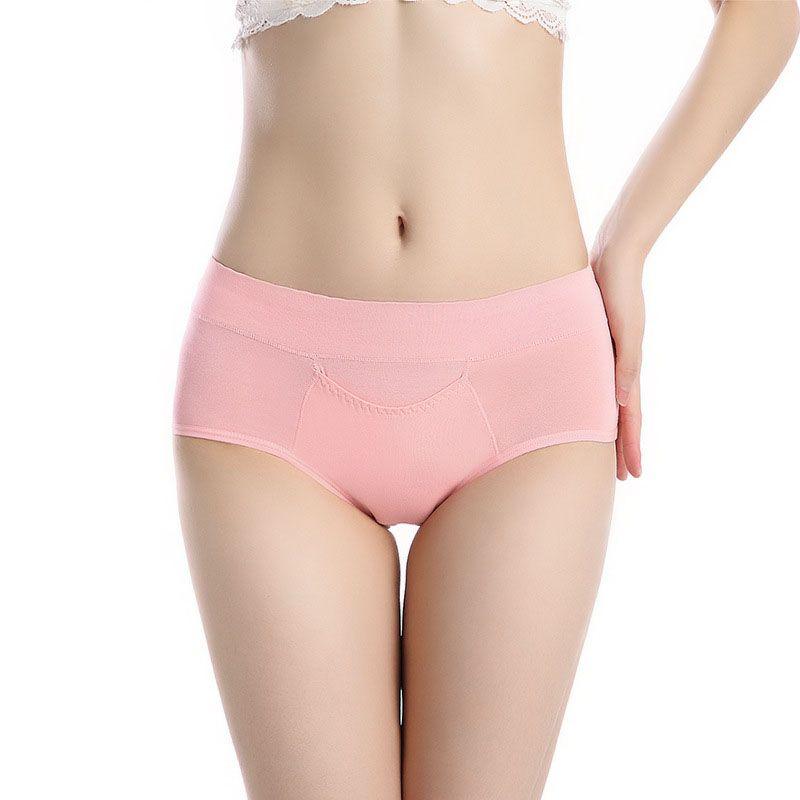 Female Physiological Panties Leak Proof Menstrual Underwear Women Period Panties Health Cotton Menstrual Briefs