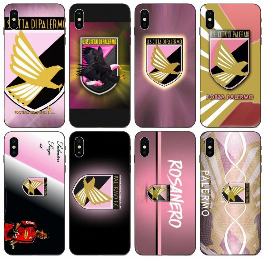 [TongTrade] Palermo Fc Case For iPhone 8 7 6 5 4 Plus X XS 11 Pro Max Galaxy J3 J5 J8 S10 S9 Huawei P30 P20 Sony Xperia Z2 High Quality Case