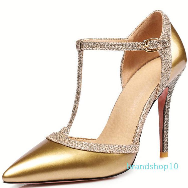 Hot2019 T Type de costume-robe Bring The Shoes La plupart des femmes 40-47 Baotou paquet avec sandales K -6
