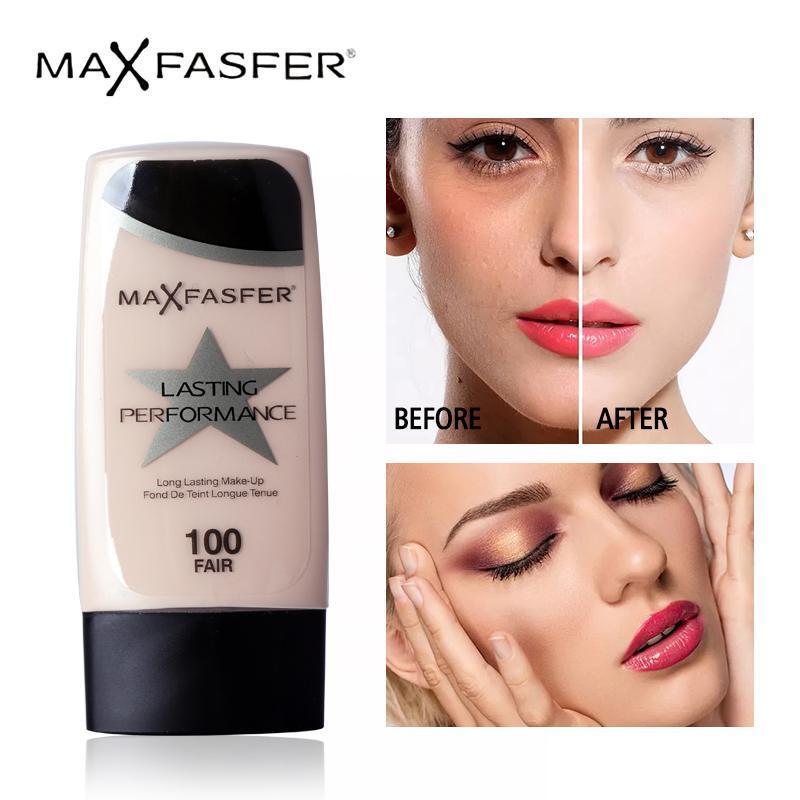 35ml Visage Fond de teint liquide Maquillage base BB Crème Anti-cernes invisible couverture complète Hydratante étanche