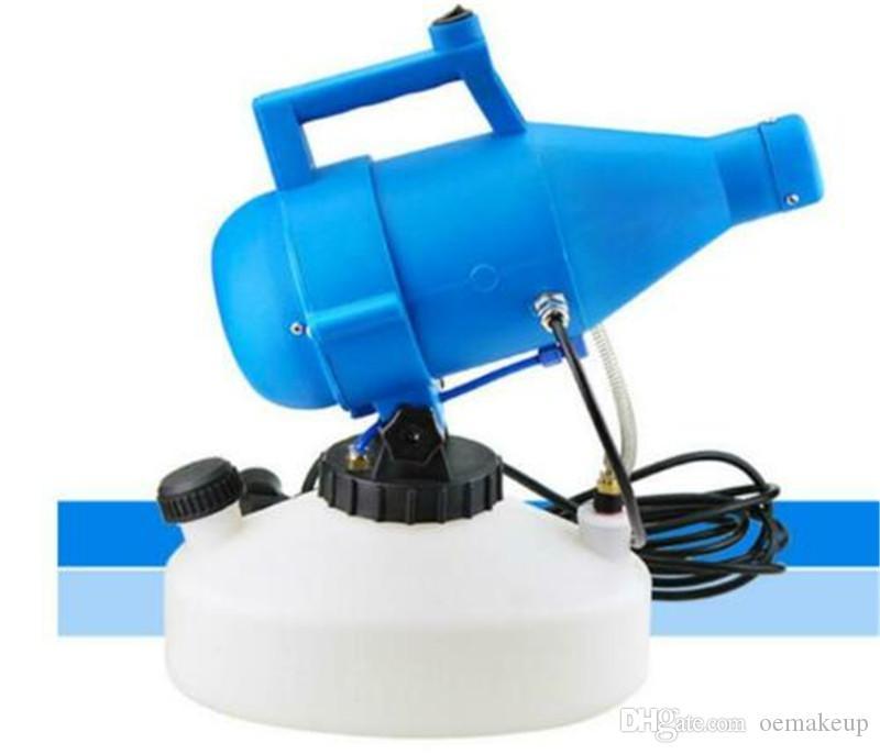 110V / 220V الكهربائية ULV بخاخ مبيد آلة محمولة لتطهير آلة الحشرات البخاخة فائقة منخفضة قدرة الجهاز رذاذ
